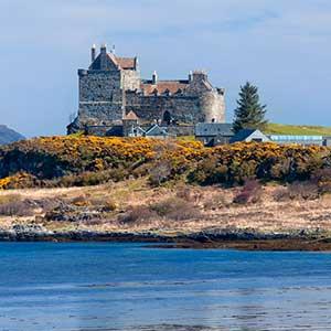 Duart Castle, Mull Island, Scotland